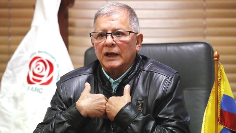 Exlíder de las FARC es retenido en México; venía a evento del PT