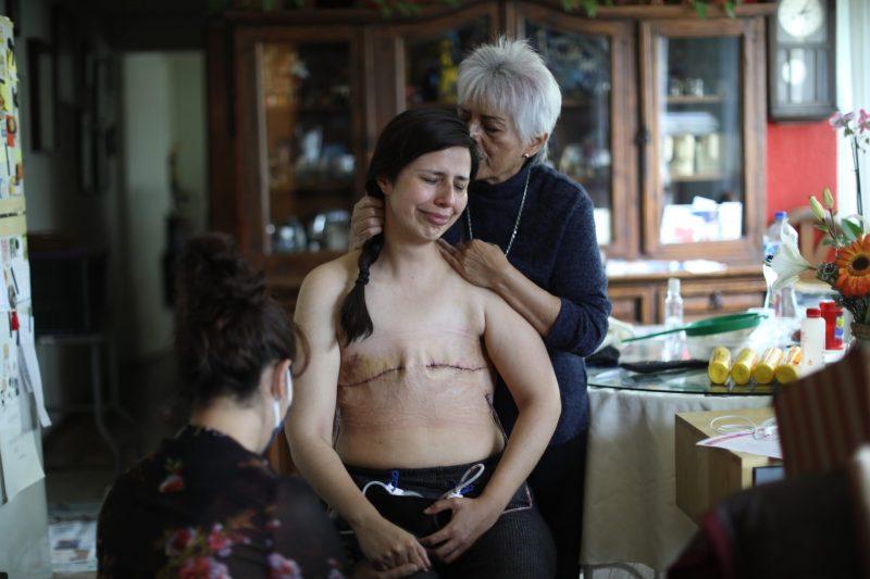 Fotogalería: 'Jódete cáncer', la iniciativa que empodera a mujeres sin senos