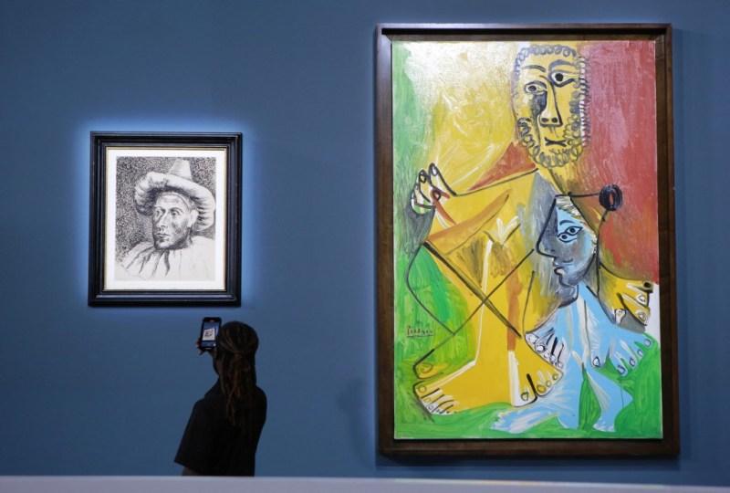 Obras de Picasso recaudan más de 108 mdd en subasta de Las Vegas