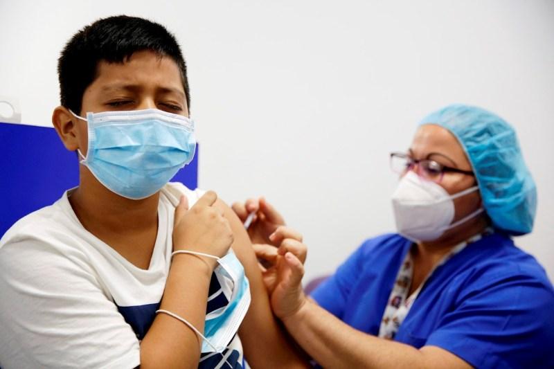 EU alista la vacunación de menores de 5 a 11 años para noviembre