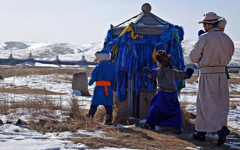 Parlez-moi de Kharkhorin – Mongolie