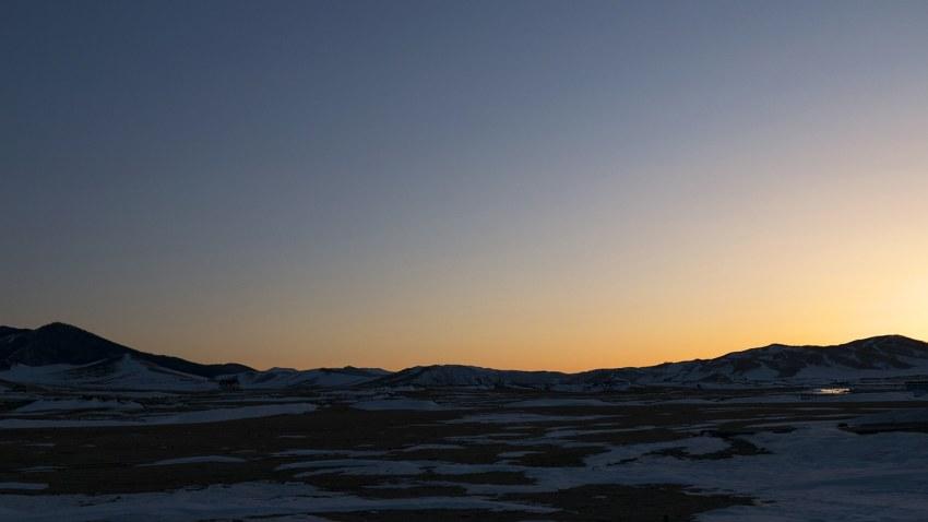 vallee de l'Orkhon Mongolie