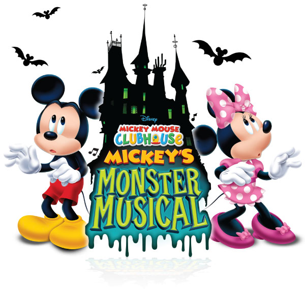 Mickey's Monster Musical Review And Give Away With Free Printables