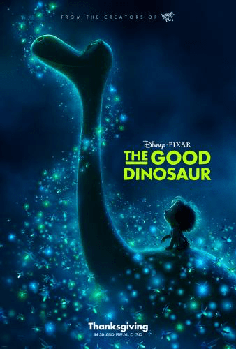 THE GOOD DINOSAUR in theaters Thanksgiving 2015-Free Printables, too!
