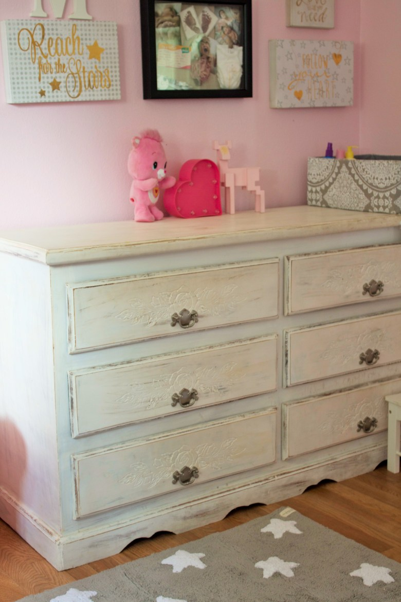 Shabby Chic Girls Room