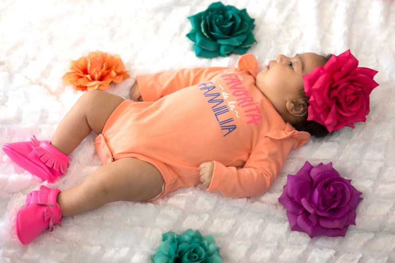 Fiesta Baby Outfit