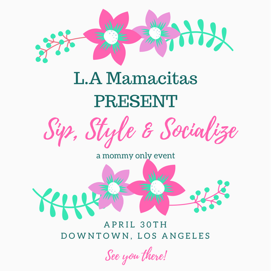 Invitation to Sip, Style and Socialize