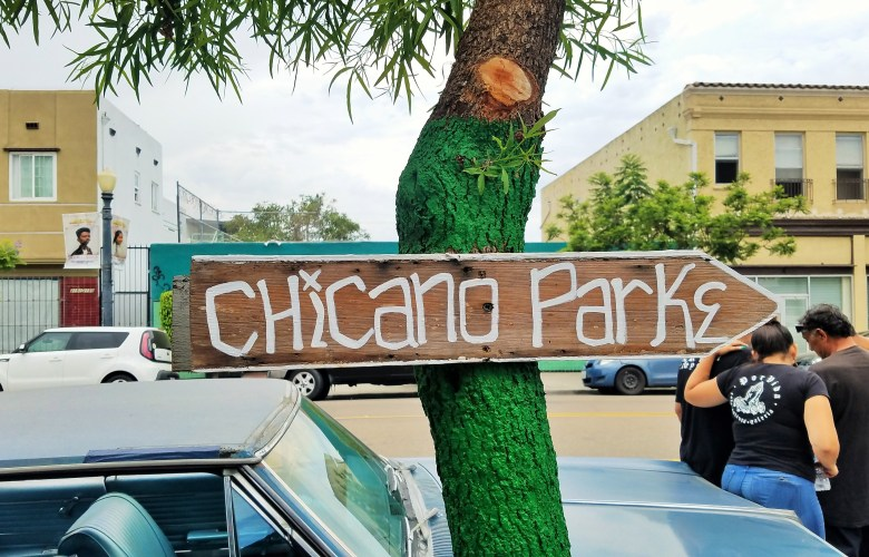 Chicano Park Sign