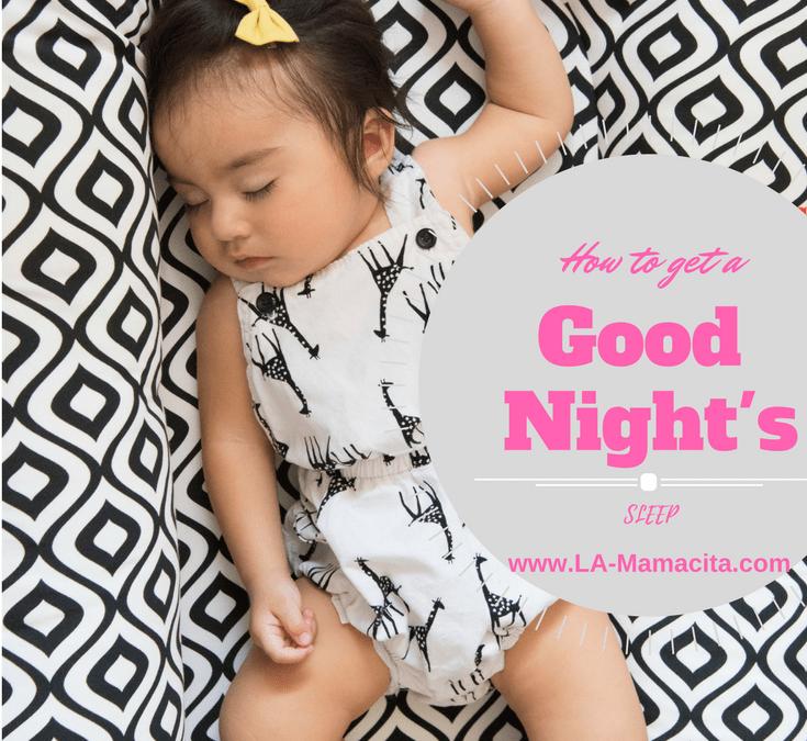 A Good Night Sleep with DockATot