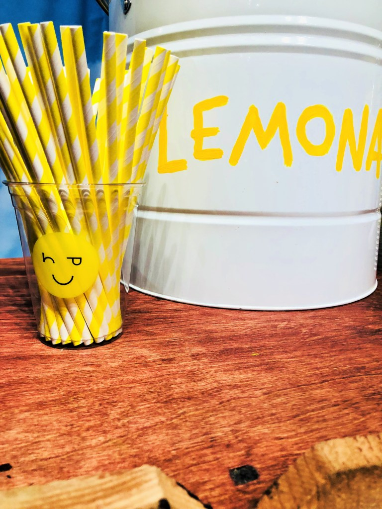 Happy Lemonade Party
