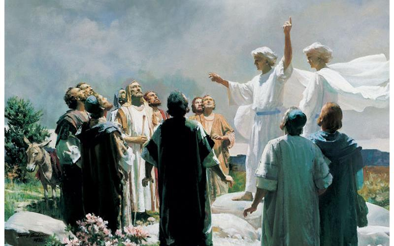 Tableua de la première lettre de l'apôtre Paul