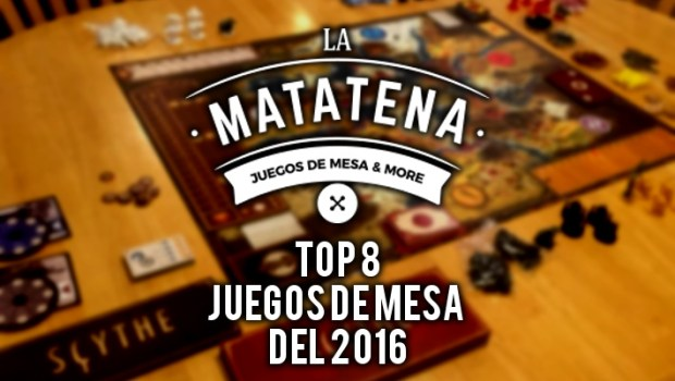 Top juegos 2016