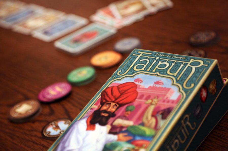 Jaipur, el juego