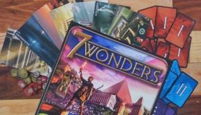 7 Wonders, genial juego