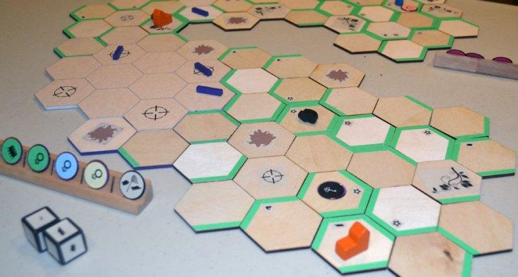Relic Quest, primeros prototipos
