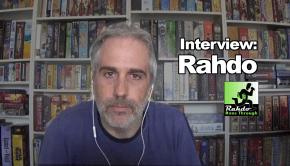 Interviewing Rahdo