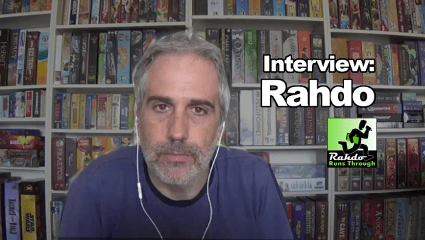 Interviewing Rahdo