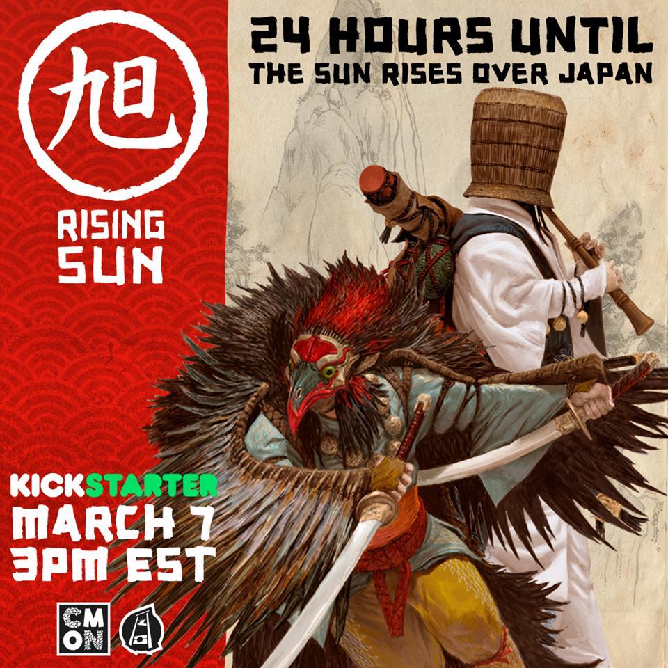 Rising Sun, el Kickstarter
