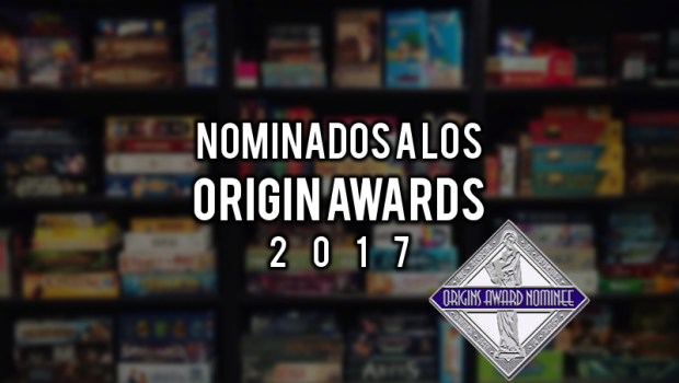 Nominados Origin Awards 2017