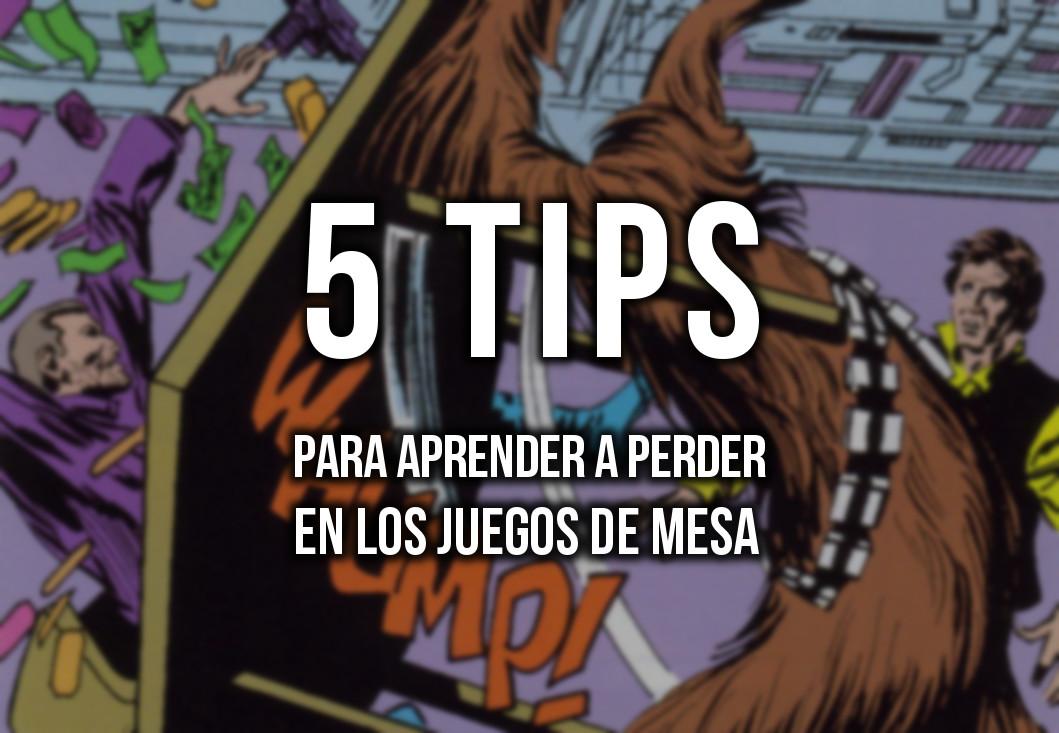 5 tips para aprender a perder en los juegos de mesa