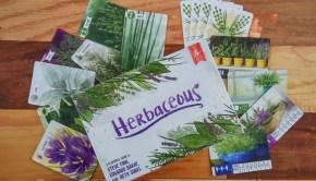 Herbaceous Box