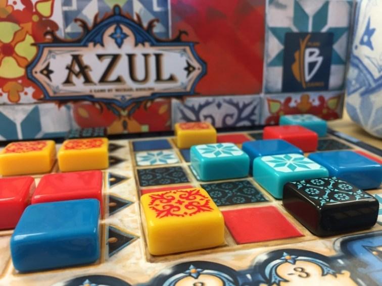 Azul, editado por Plan B Games