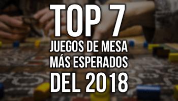 Top 7 Mejores Juegos De Mesa Del 2017 La Matatena
