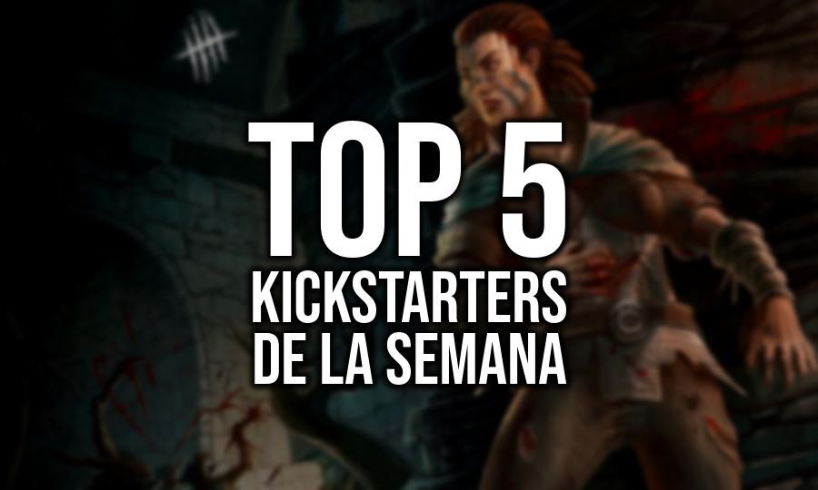 Top 5 Kickstarters de la Semana 17/04/2018