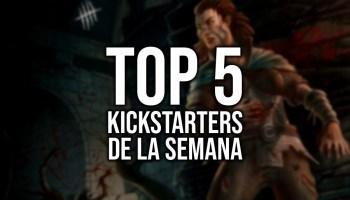 Top 5 Kickstarters De La Semana 09 10 2018 La Matatena
