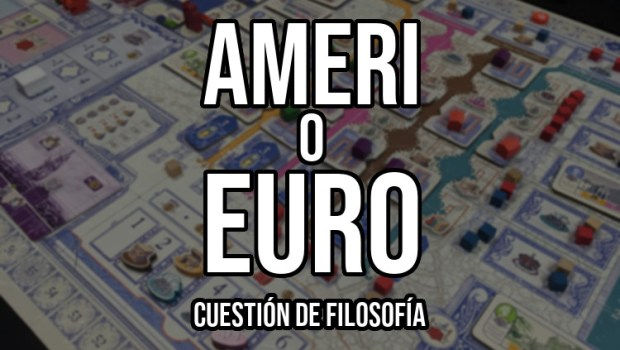 ameritrash eurogame