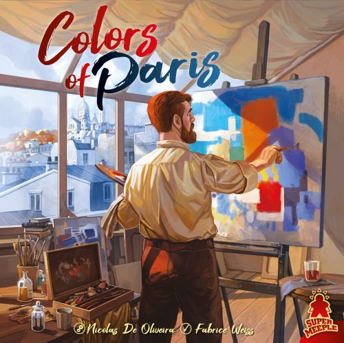 Colors Of Paris