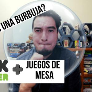 Burbuja Kickstarters