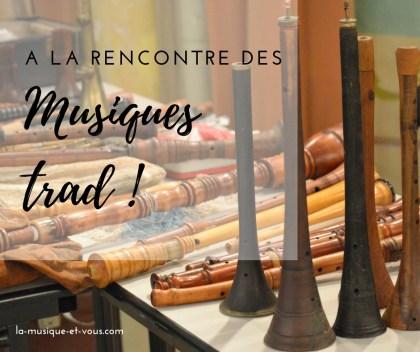 À la rencontre des musiques traditionnelles languedociennes