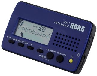 Metronome Korg MA-1 Blue Thomann
