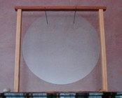 glass gong