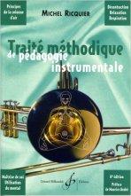 Michel Ricquier - Traité méthodique de pédagogie instrumentale