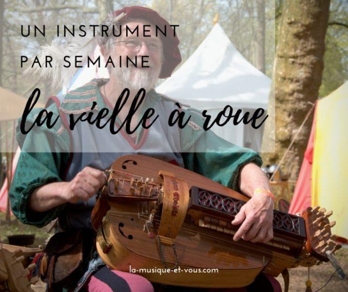 Vielle a roue hurdy gurdy