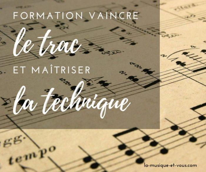 Formation Ricquier trac et technique - Photo partition freepik Carol Kramberger