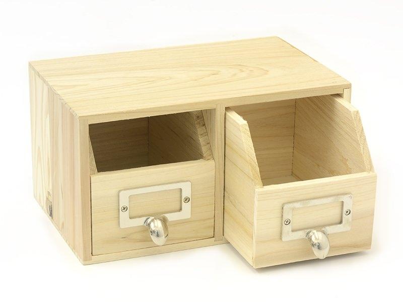 boite a tiroirs a customiser