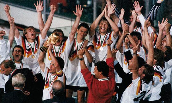 alemania campeon 1990