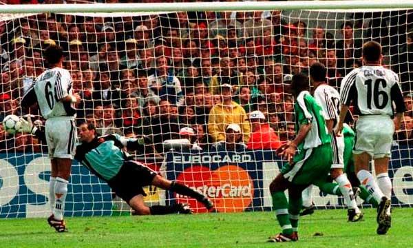 Image result for españa nigeria 1998