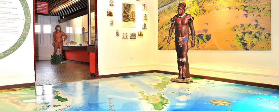 Musée archéologie de Martinique