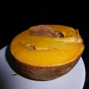 mammey-fruit de l'abricot pays