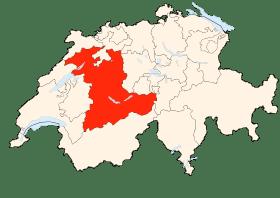 Carte de Berne
