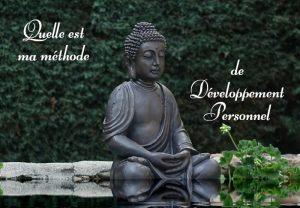 Quelle est ma méthode de développement personnel ?