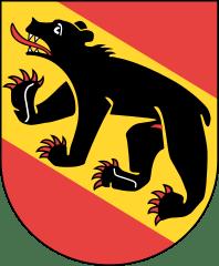 Le blason du canton de Berne