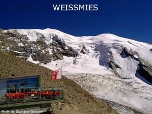 37ème sommet Suisse de plus de 4'000 mètres - Le Weissmies