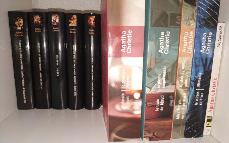 Banner - Articles en série - Agatha Christie