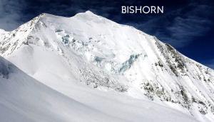 23ème sommet de plus de 4'000 mètres - Le Bishorn