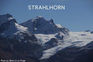 19ème sommet de plus de 4'000 mètres - Le Strahlhorn